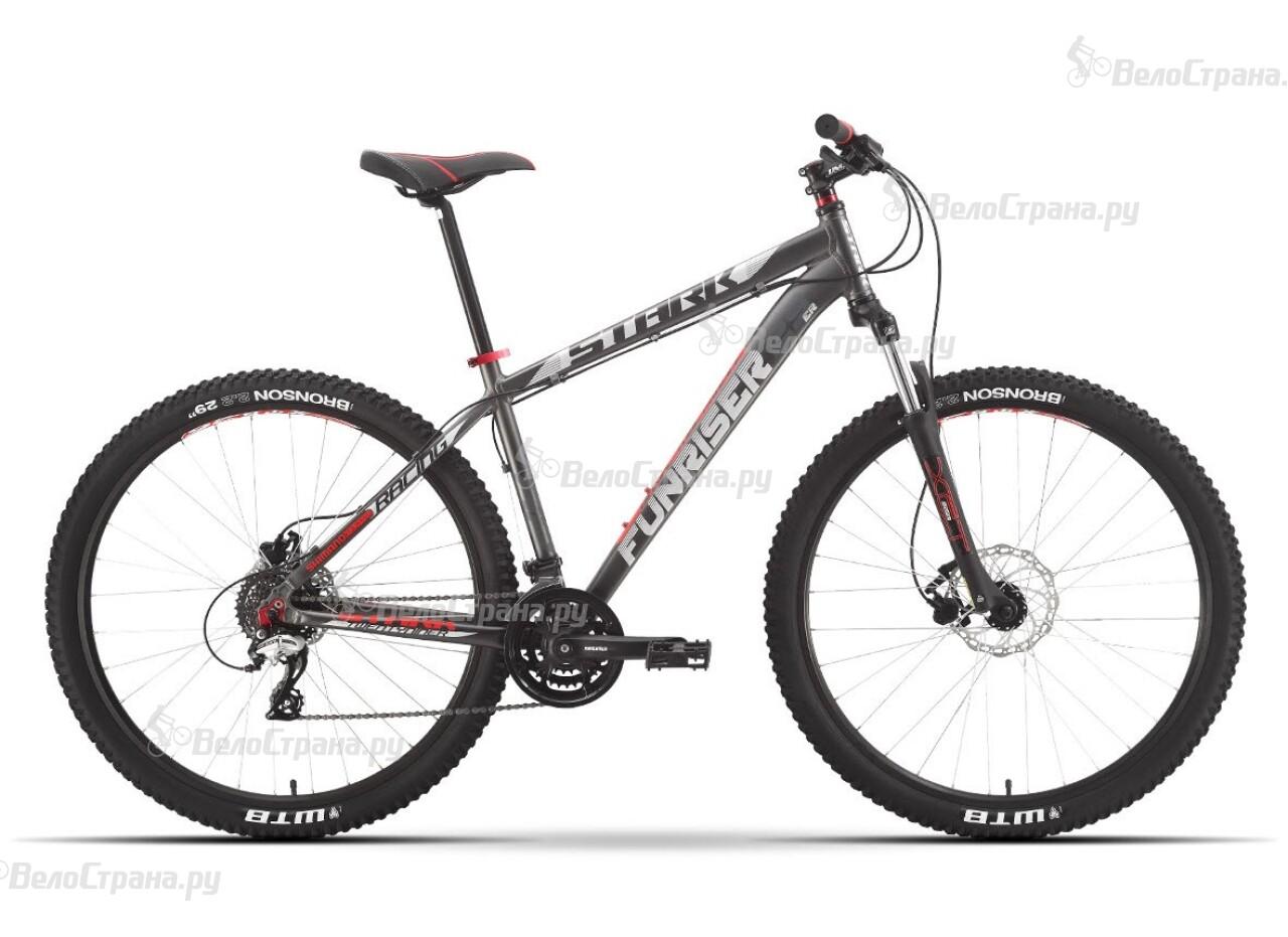 Велосипед Stark Funriser Hydraulic Disc (2016) ad2580 adjustable hydraulic buffer pneumatic hydraulic shock absorber