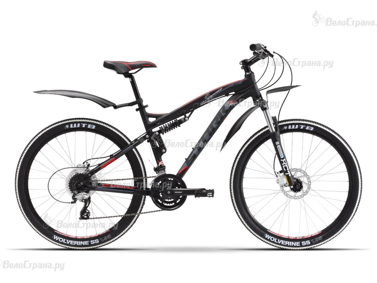 Велосипед Stark Stinger HD (2016) велосипед stinger valencia 2017