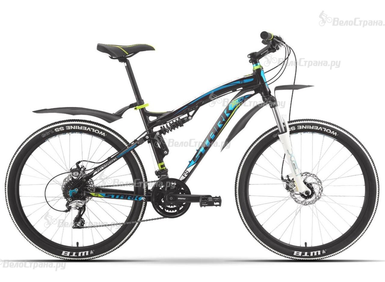 Велосипед Stark Stinger Disc (2016) велосипед stark jumper disc 2016