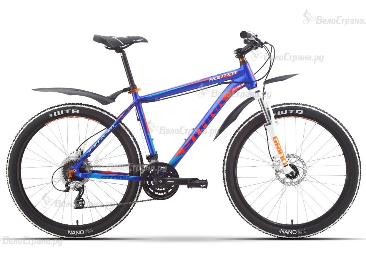 Велосипед Stark Router HD (2016)