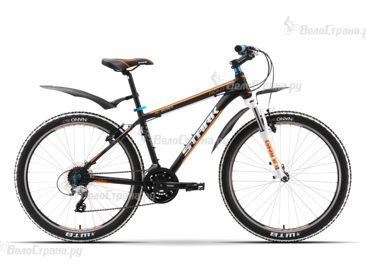 Велосипед Stark Router (2016)