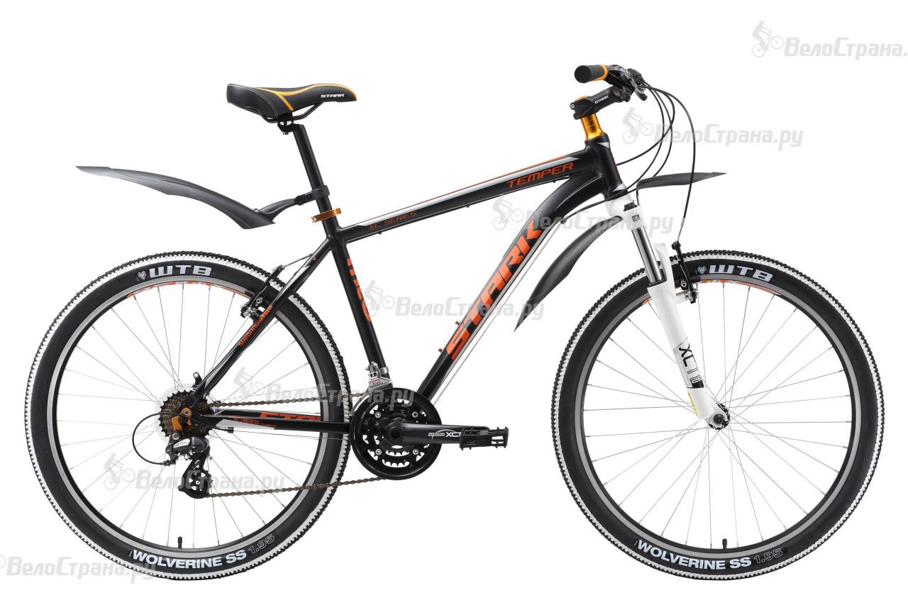 Велосипед Stark Temper (2016) игрушка ecx crawler temper red white ecx00012t1