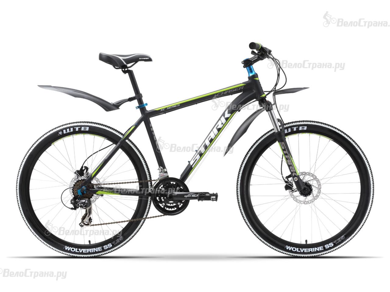 Велосипед Stark Chaser HD (2016) велосипед stark shooter 4 2016