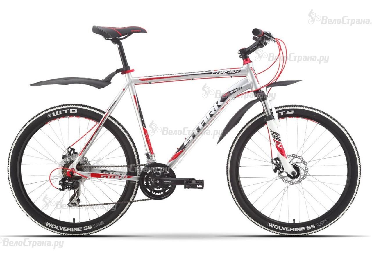 Велосипед Stark Chaser Disc (2016) велосипед stark shooter 4 2016