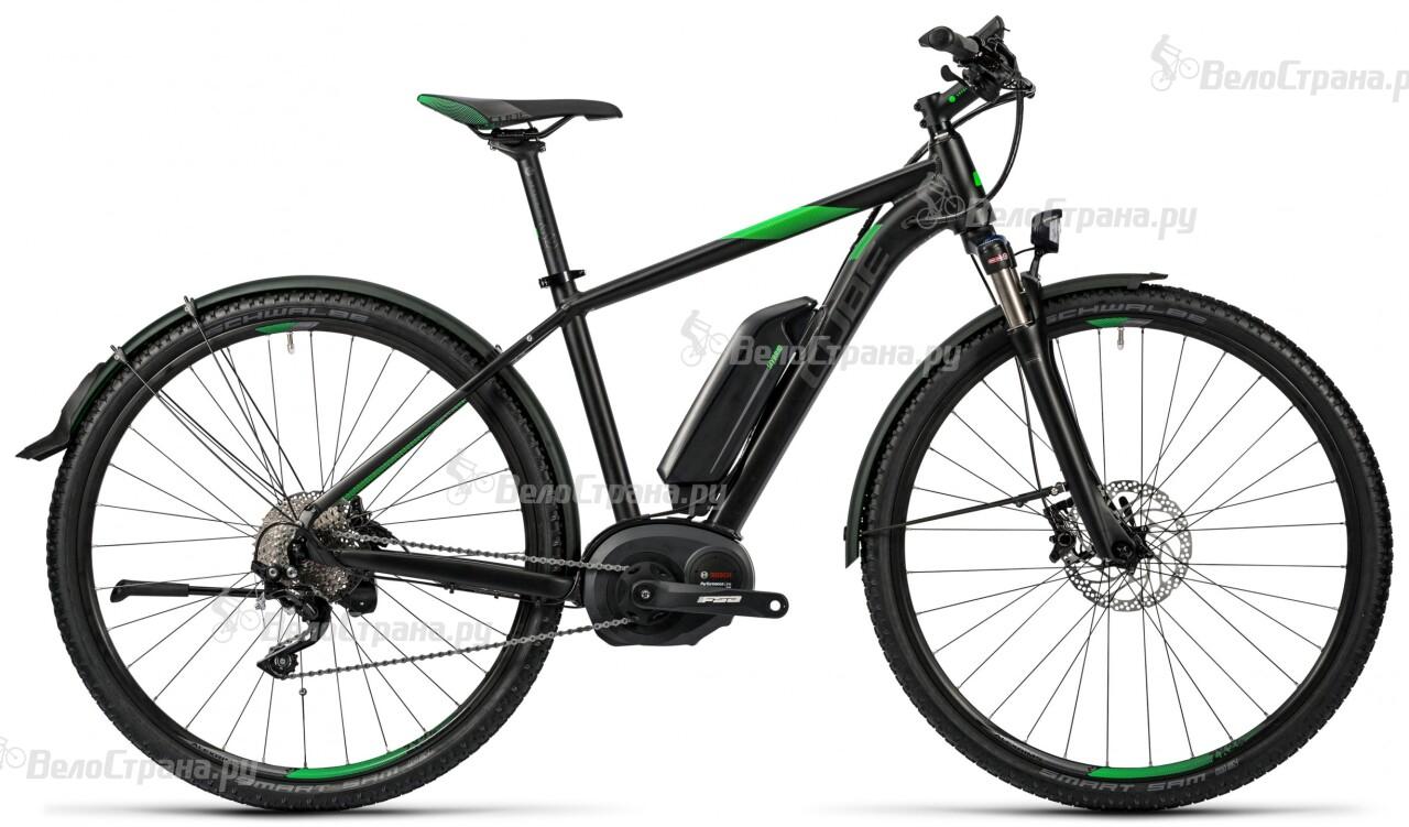 Велосипед Cube Cross Hybrid Race Allroad 500 (2016) кресло cross 79х56х60