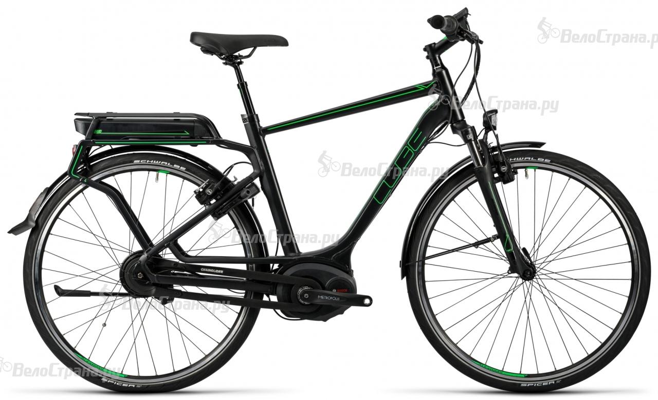 Велосипед Cube Delhi Hybrid Pro 500 (2016)