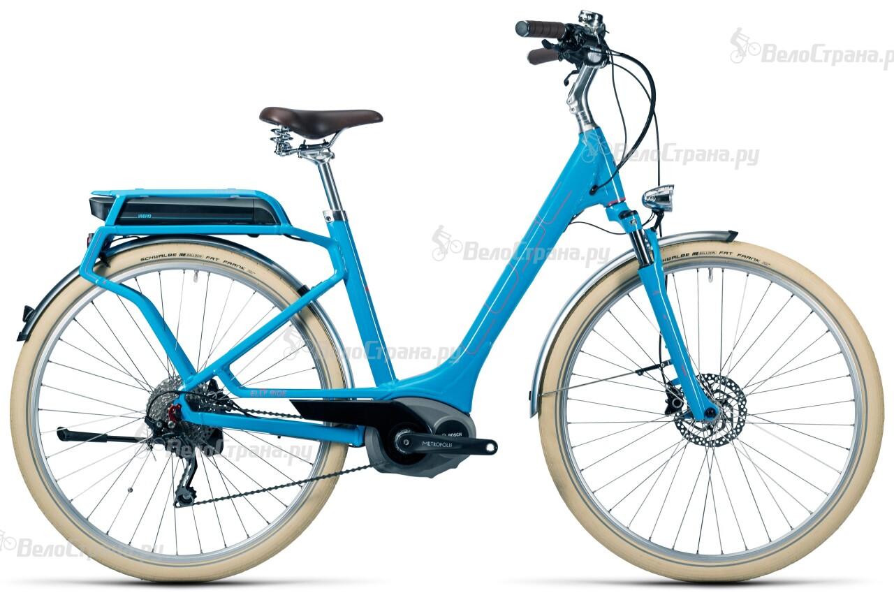 Велосипед Cube Elly Ride Hybrid 400 (2016) elly wally paper платье до колена
