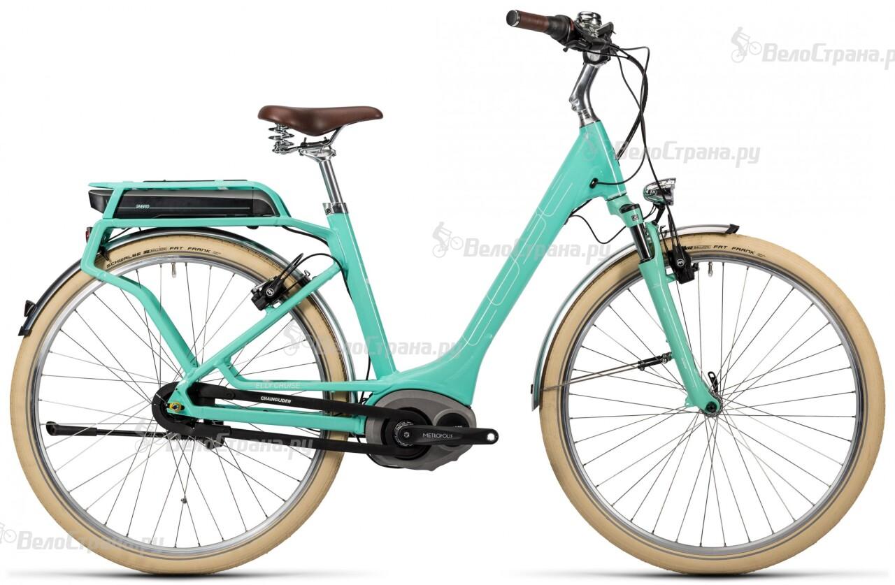 Велосипед Cube Elly Cruise Hybrid 400 (2016) elly wally paper платье до колена
