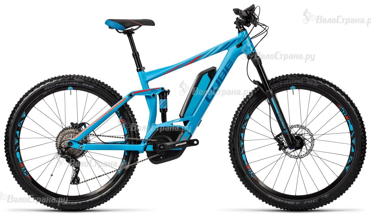 Велосипед Cube Sting WLS Hybrid 120 SL 500 27.5 (2016) стинг sting mercury falling
