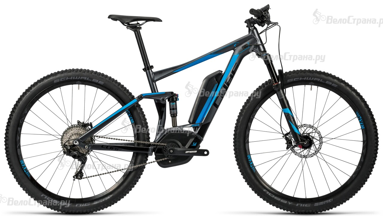 Велосипед Cube Stereo Hybrid 120 HPA Race 500 27.5 (2016) велосипед cube stereo 120 hpa race 29 2016