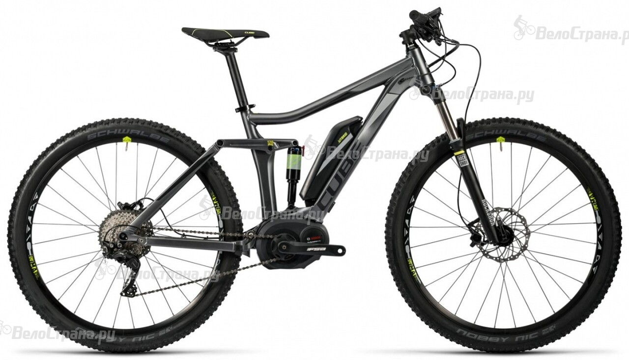 Велосипед Cube Stereo Hybrid 120 HPA Pro 400 29 (2016) велосипед cube aerium hpa pro 2016
