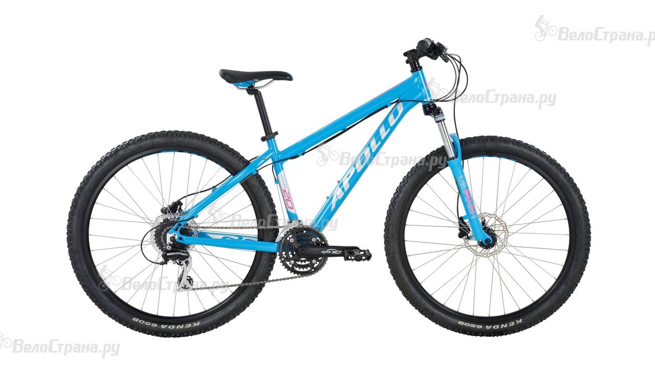 Велосипед Apollo Aspire 20 WS (2016) apollo