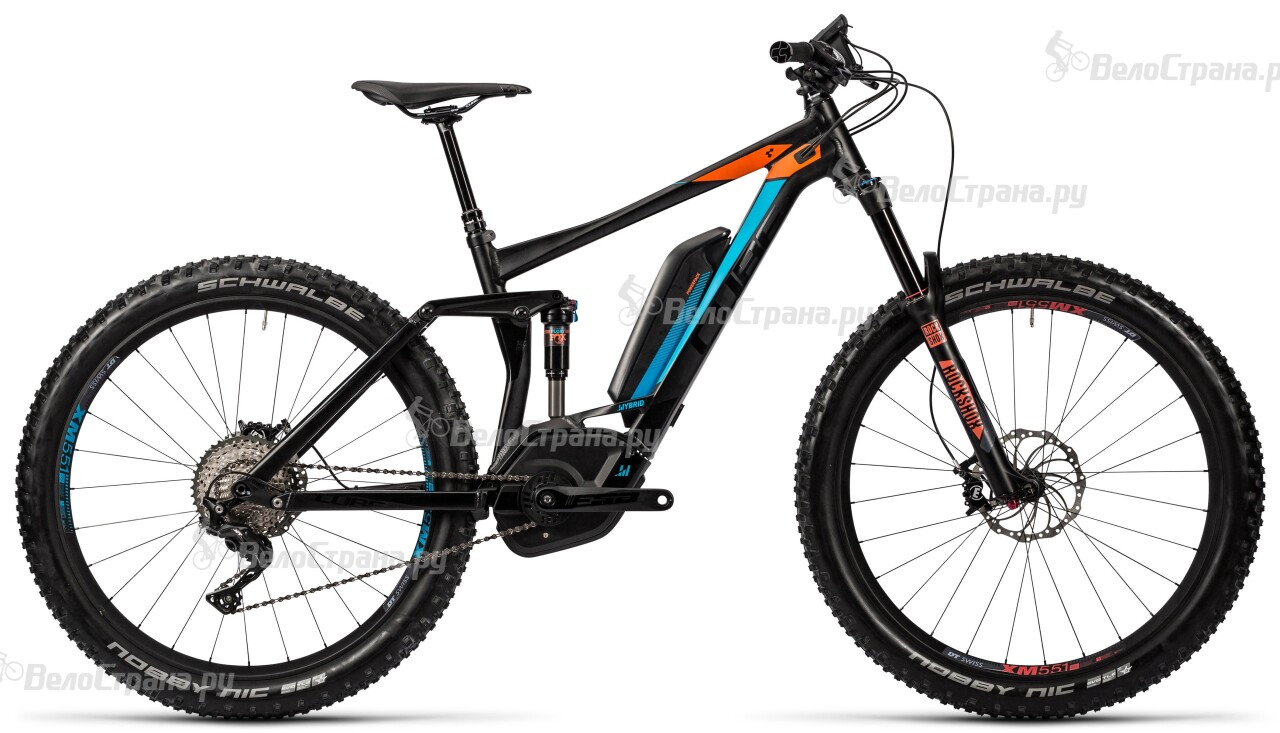 Велосипед Cube Stereo Hybrid 140 HPA 500 27.5plus (2016) велосипед cube reaction hybrid hpa eagle 500 27 5 2017