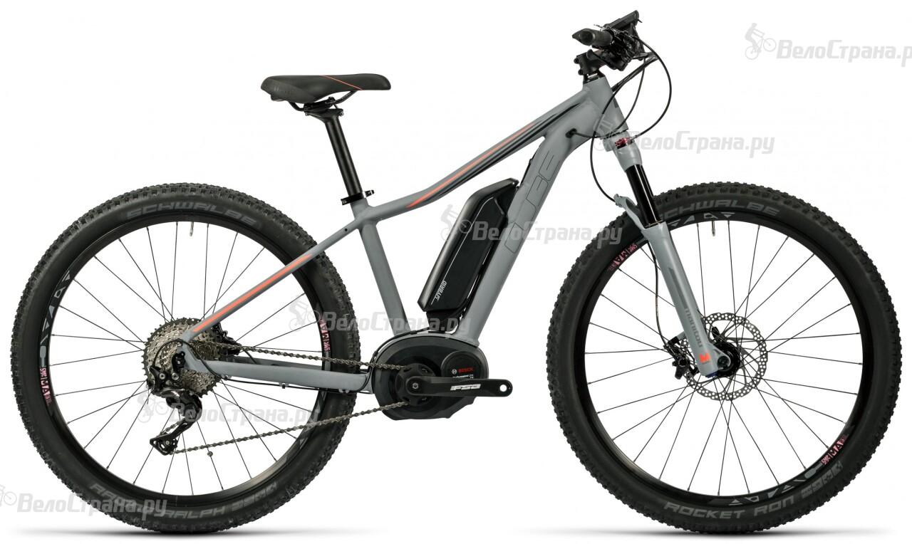 Велосипед Cube Access WLS Hybrid SL 500 29 (2016) велосипед cube analog 29 2016