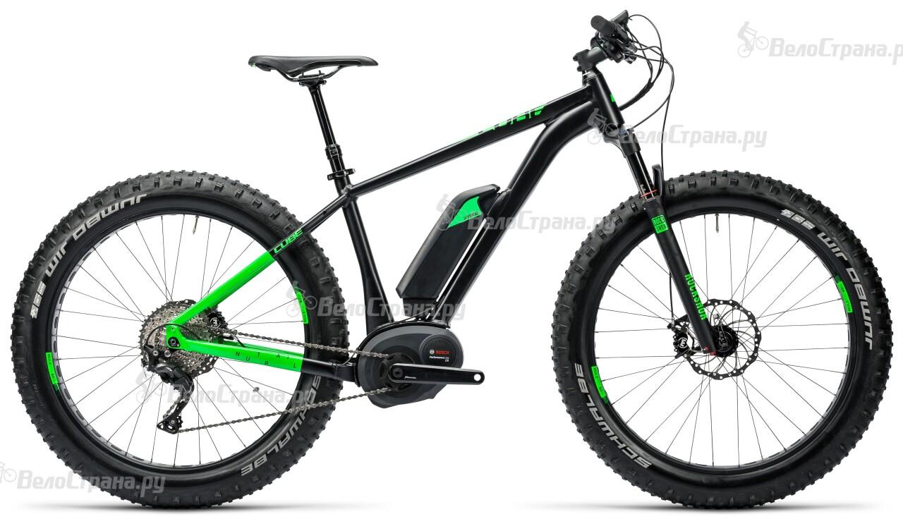 Велосипед Cube Nutrail Hybrid 500 (2016)