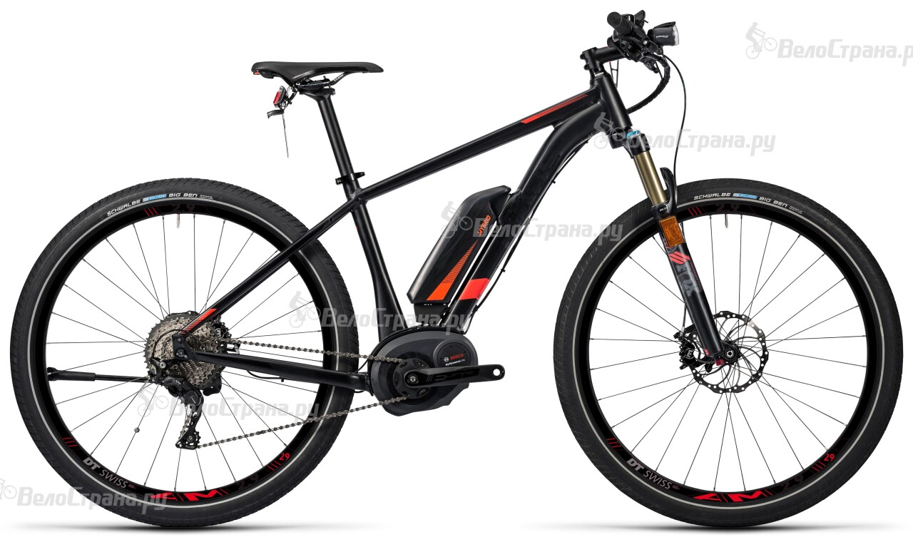 Велосипед Cube SUV Hybrid 45 SL 500 29 (2016) велосипед cube analog 29 2016