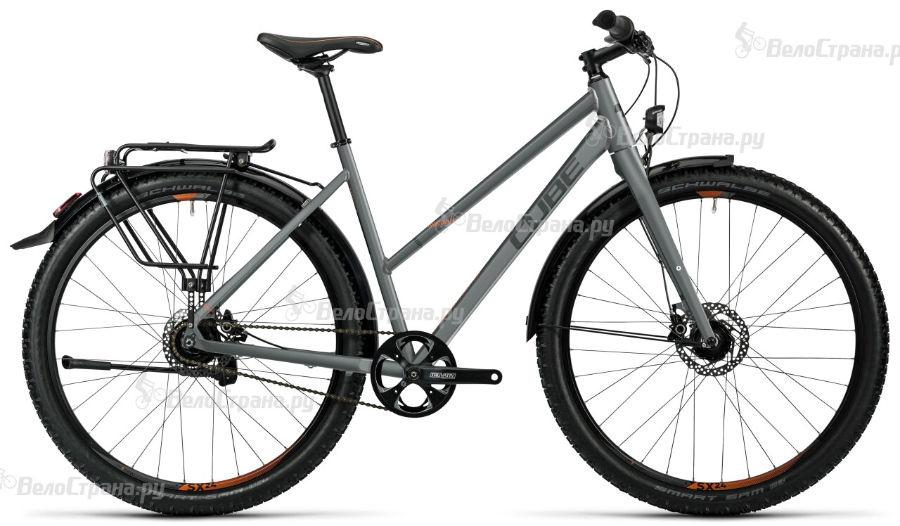 Велосипед Cube Travel Pro Lady (2016)