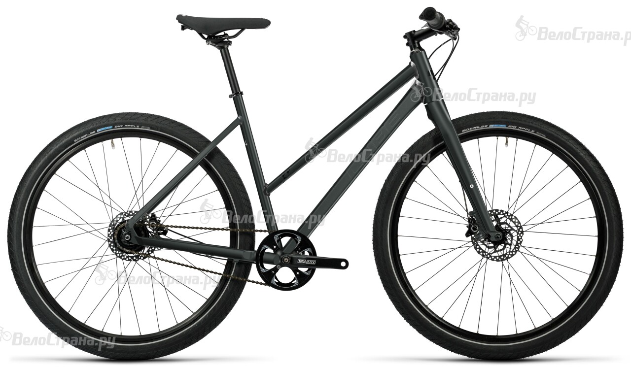 Велосипед Cube Hyde Pro Lady (2016) велосипед cube hyde pro 2014