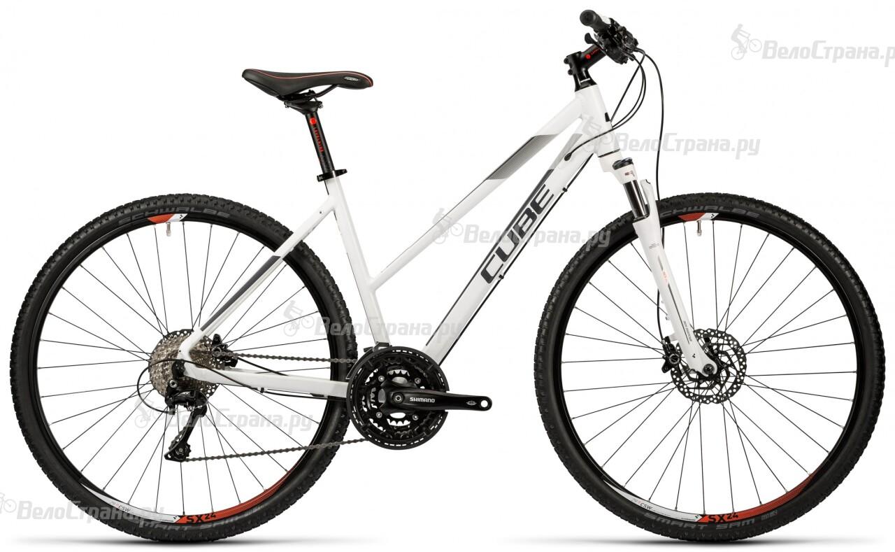 Велосипед Cube Nature Pro Lady (2016) велосипед cube aerium hpa pro 2016