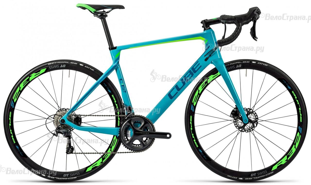 Велосипед Cube Axial WLS C:62 SL Disc (2016)