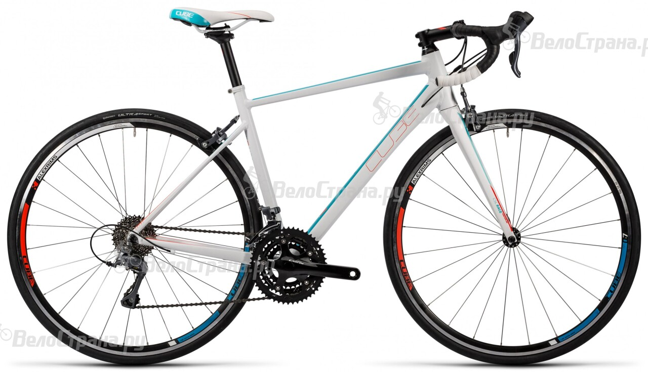 Велосипед Cube Axial WLS (2016) велосипед cube axial wls 2015