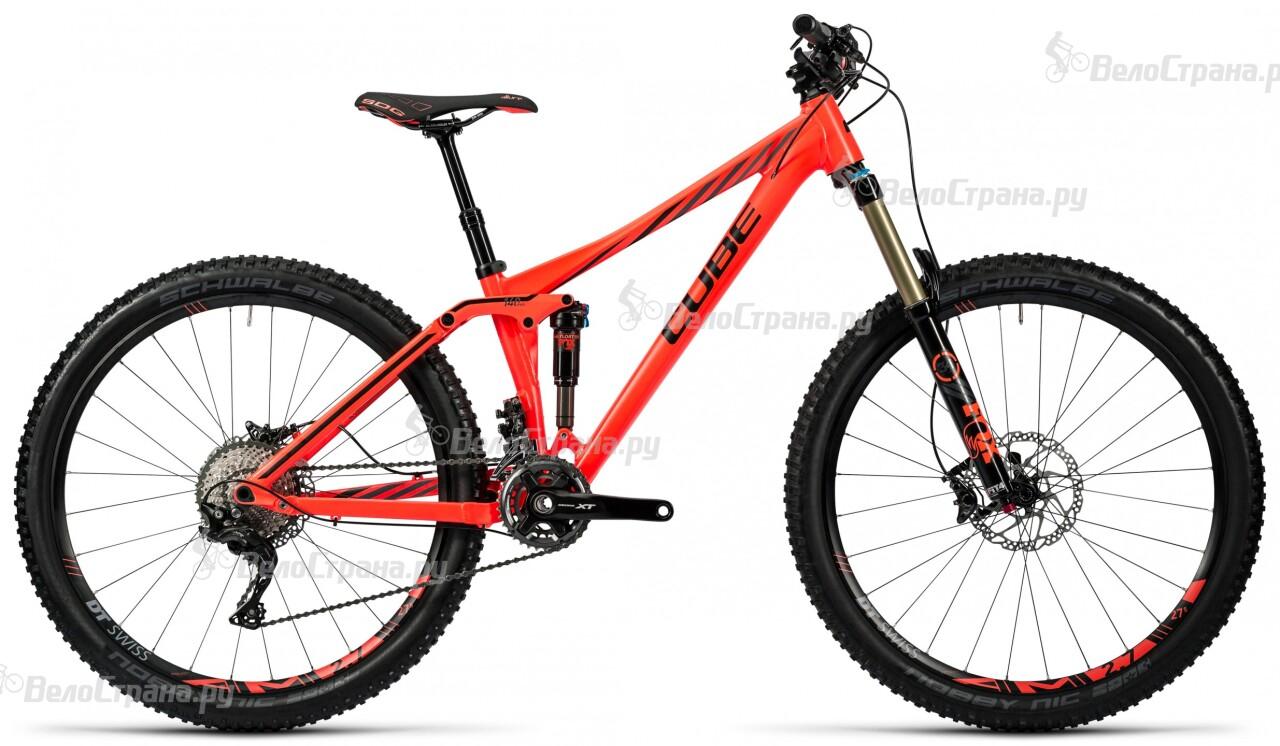 Велосипед Cube Sting WLS 140 SL 27.5 (2016) велосипед cube sting wls 140 sl 27 5 2015