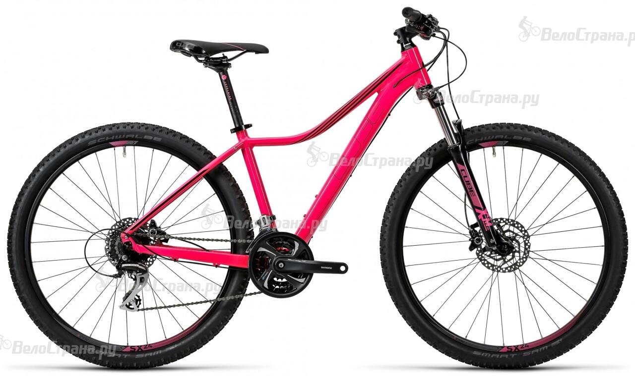 Велосипед Cube Access WLS Pro 29 (2016)