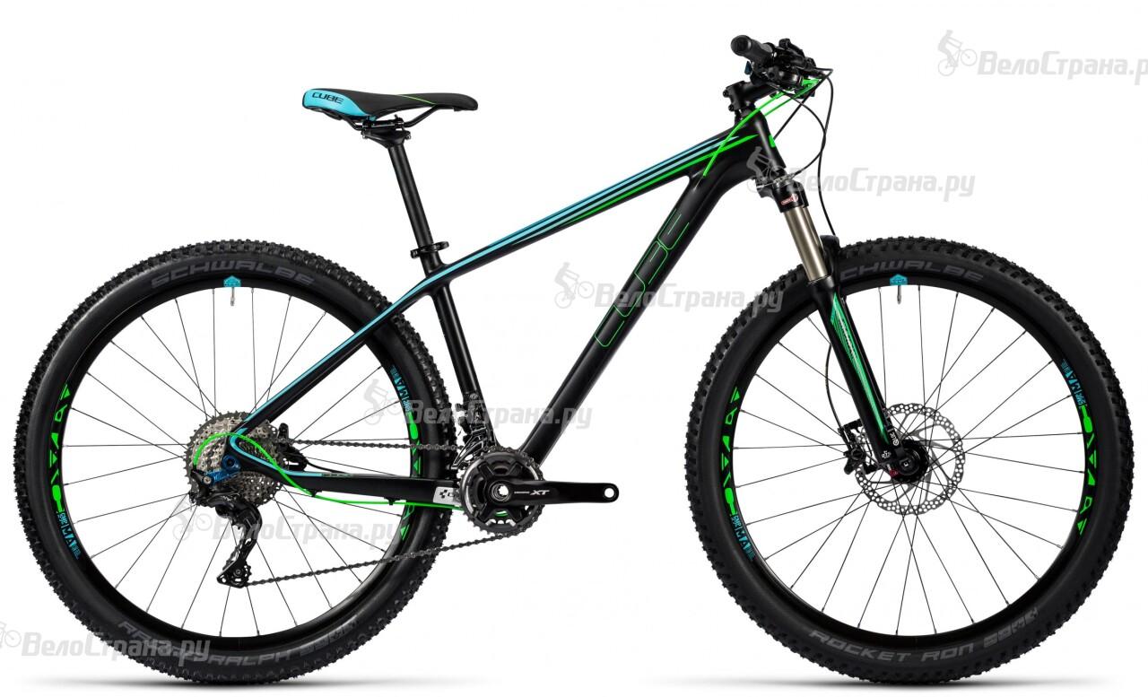 Велосипед Cube Access WLS GTC Pro 29 (2016) велосипед cube axial wls 2015