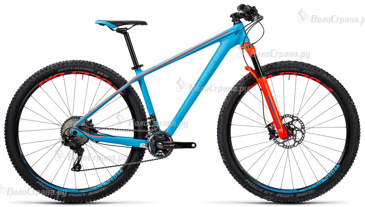 Велосипед Cube Access WLS GTC SL 27,5 (2016)