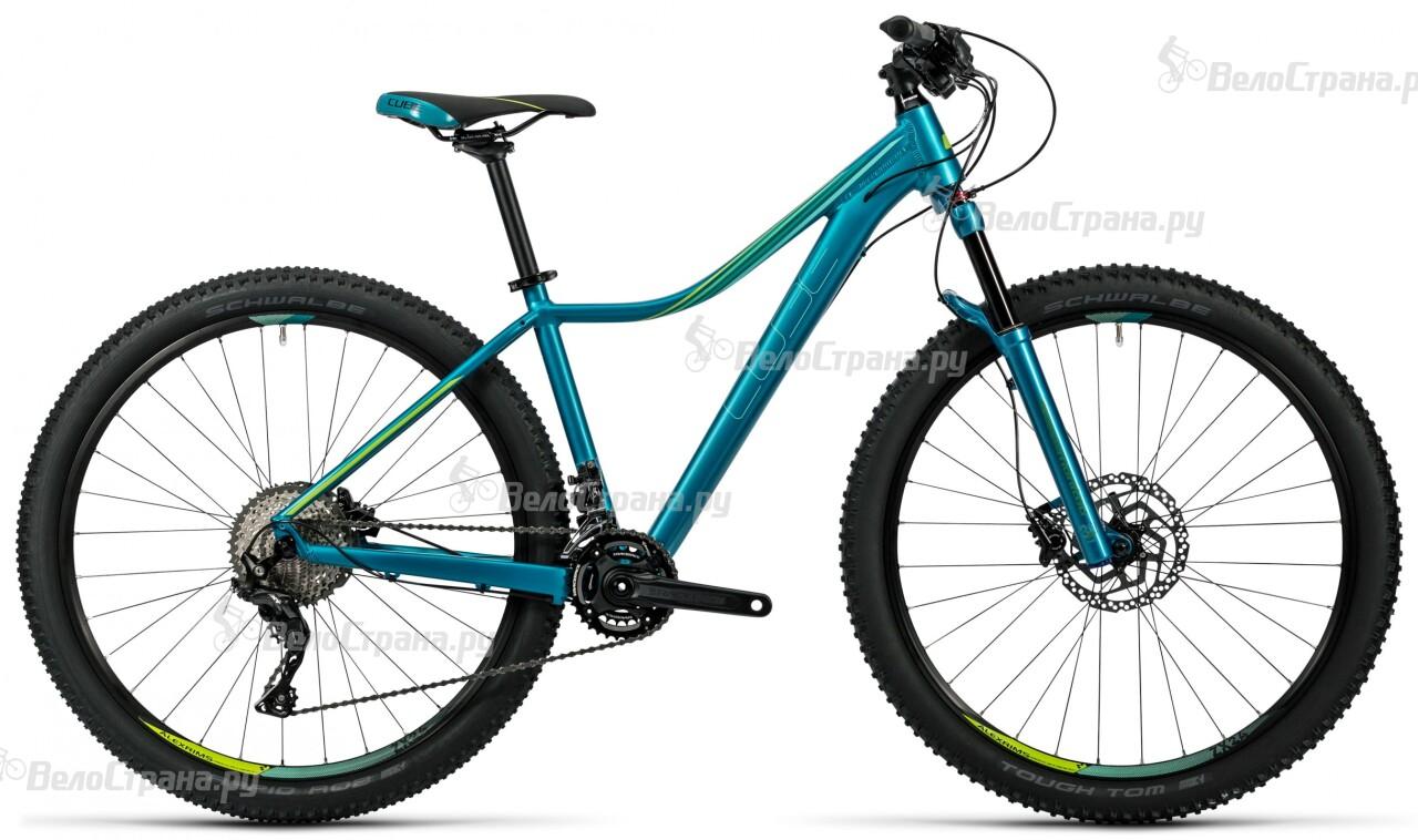 Велосипед Cube Access WLS SL 27,5 (2016) велосипед cube acid 27 5 2016