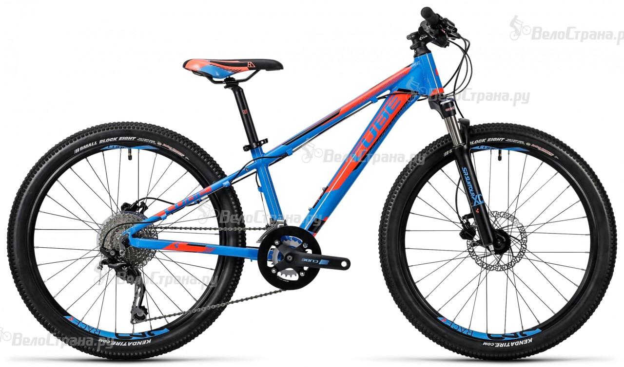 Велосипед Cube Kid 240 SL (2016)