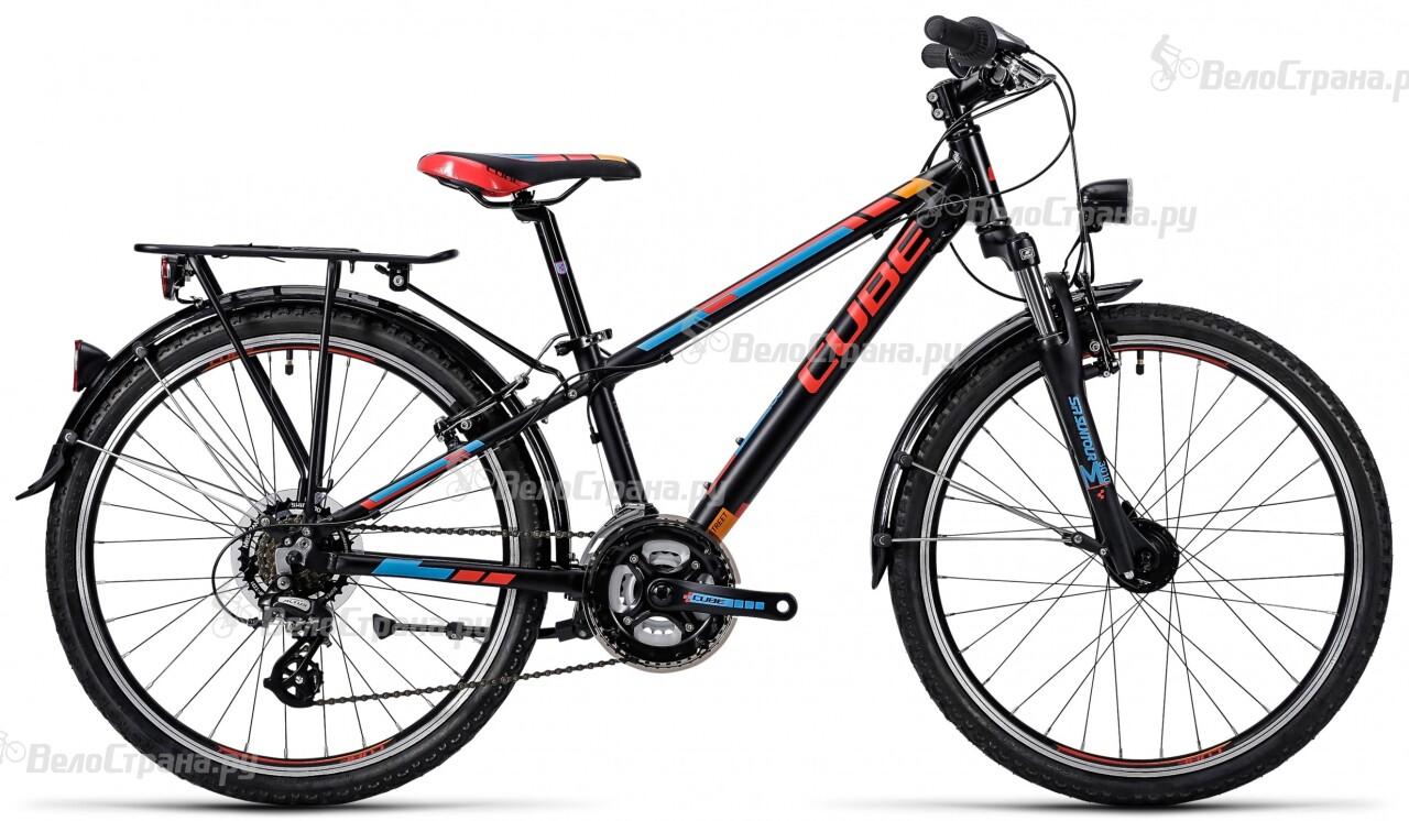 Велосипед Cube Kid 240 Street (2016) велосипед cube kid 240 die mannschaft dfb edition 2017