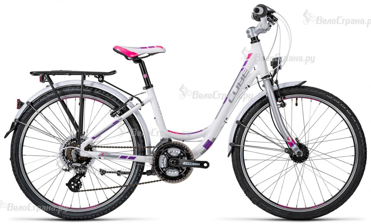 Велосипед Cube Kid 240 Street girl (2016) усилитель для акустической гитар roland cube street ex
