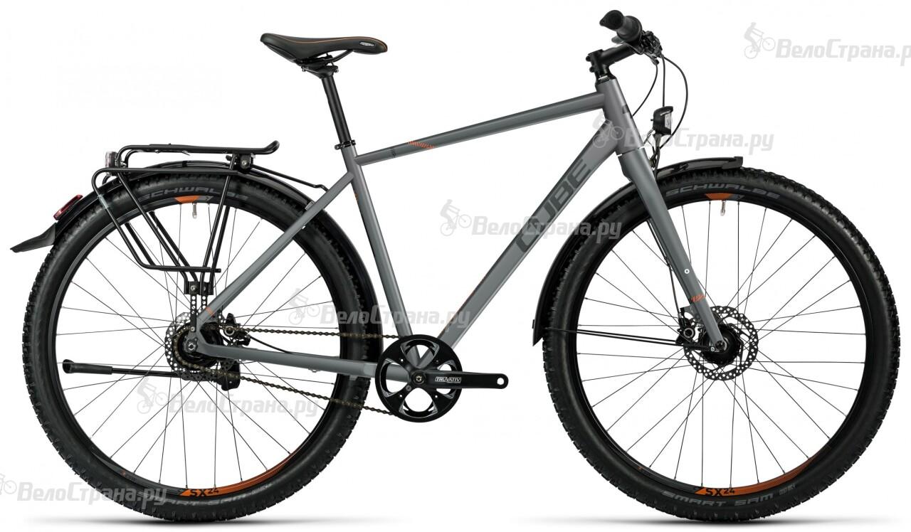 Велосипед Cube Travel Pro (2016) велосипед cube aerium hpa pro 2016