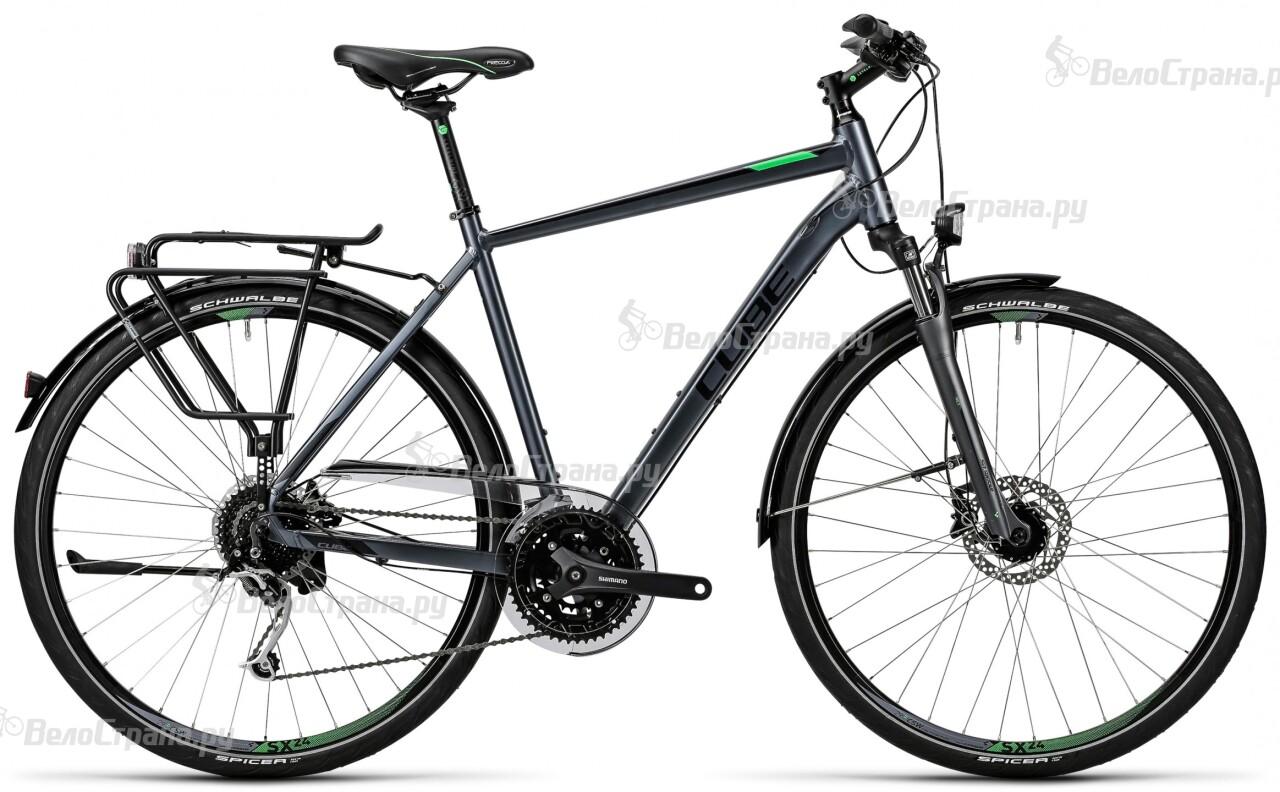 Велосипед Cube Touring Exc (2016) велосипед cube touring exc lady 2018