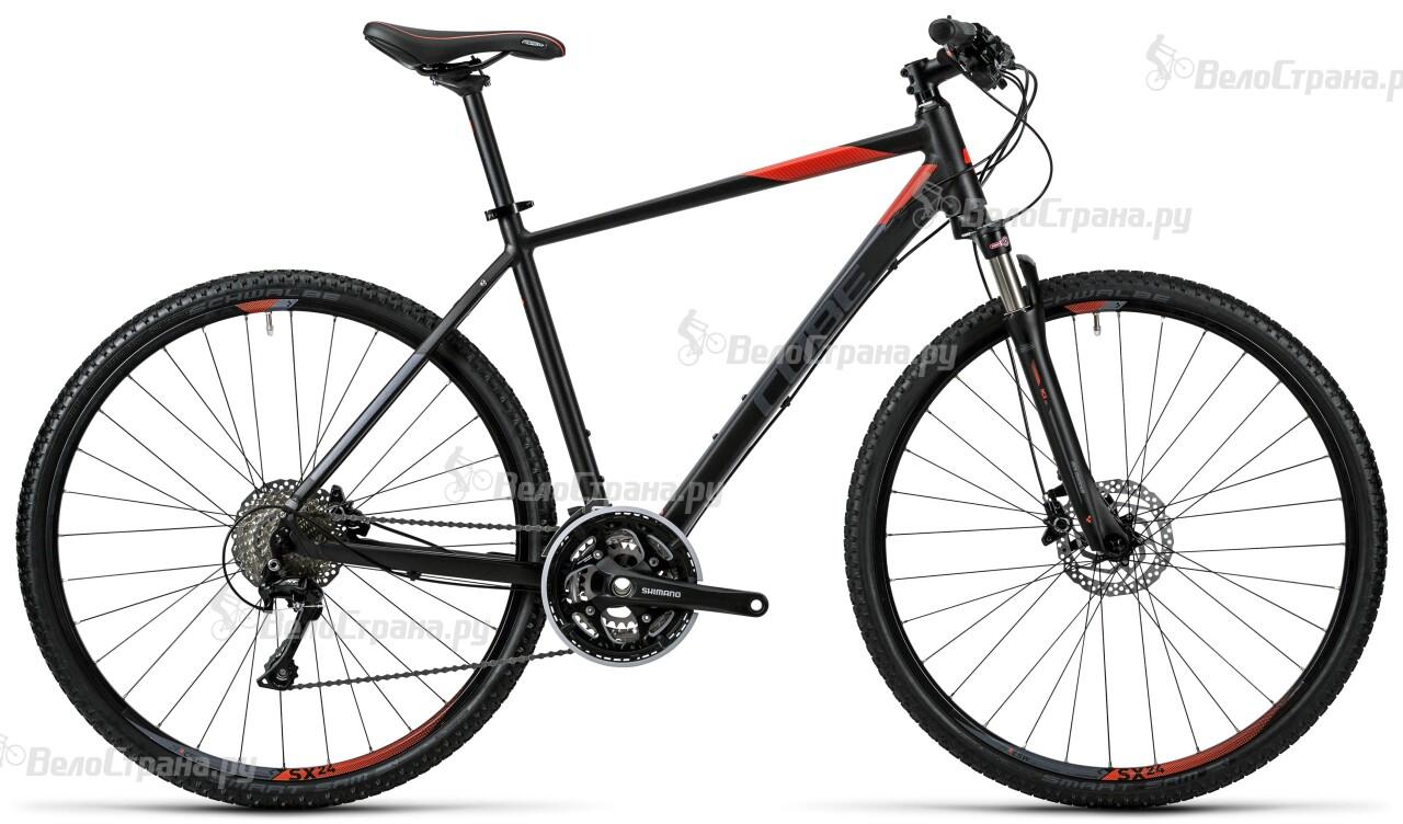 Велосипед Cube Cross (2016) велосипед cross m elise 28