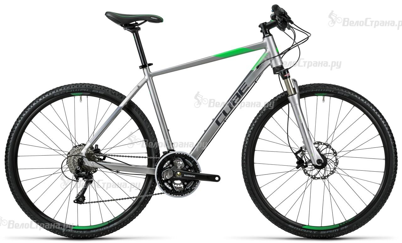 Велосипед Cube Cross Pro (2016) велосипед cube aerium hpa pro 2016