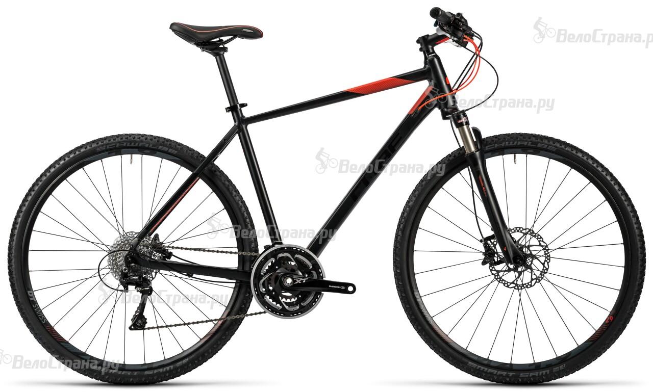 Велосипед Cube Tonopah Pro (2016) велосипед cube tonopah pro lady 2013