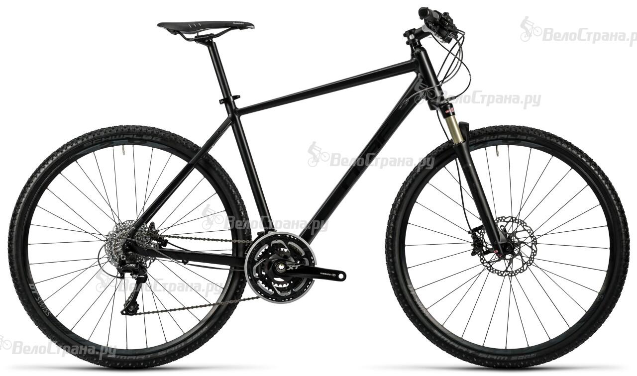 Велосипед Cube Tonopah SL (2016) samsonite чемодан 55 см lite cube dlx