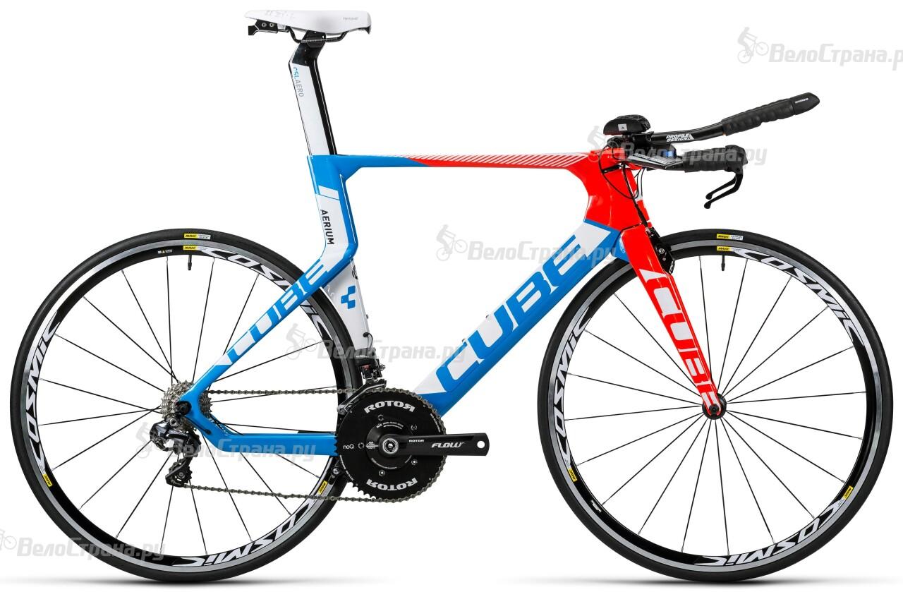 Велосипед Cube Aerium C:62 SL (2016)