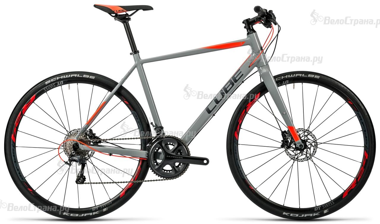 Велосипед Cube SL Road SL (2016)