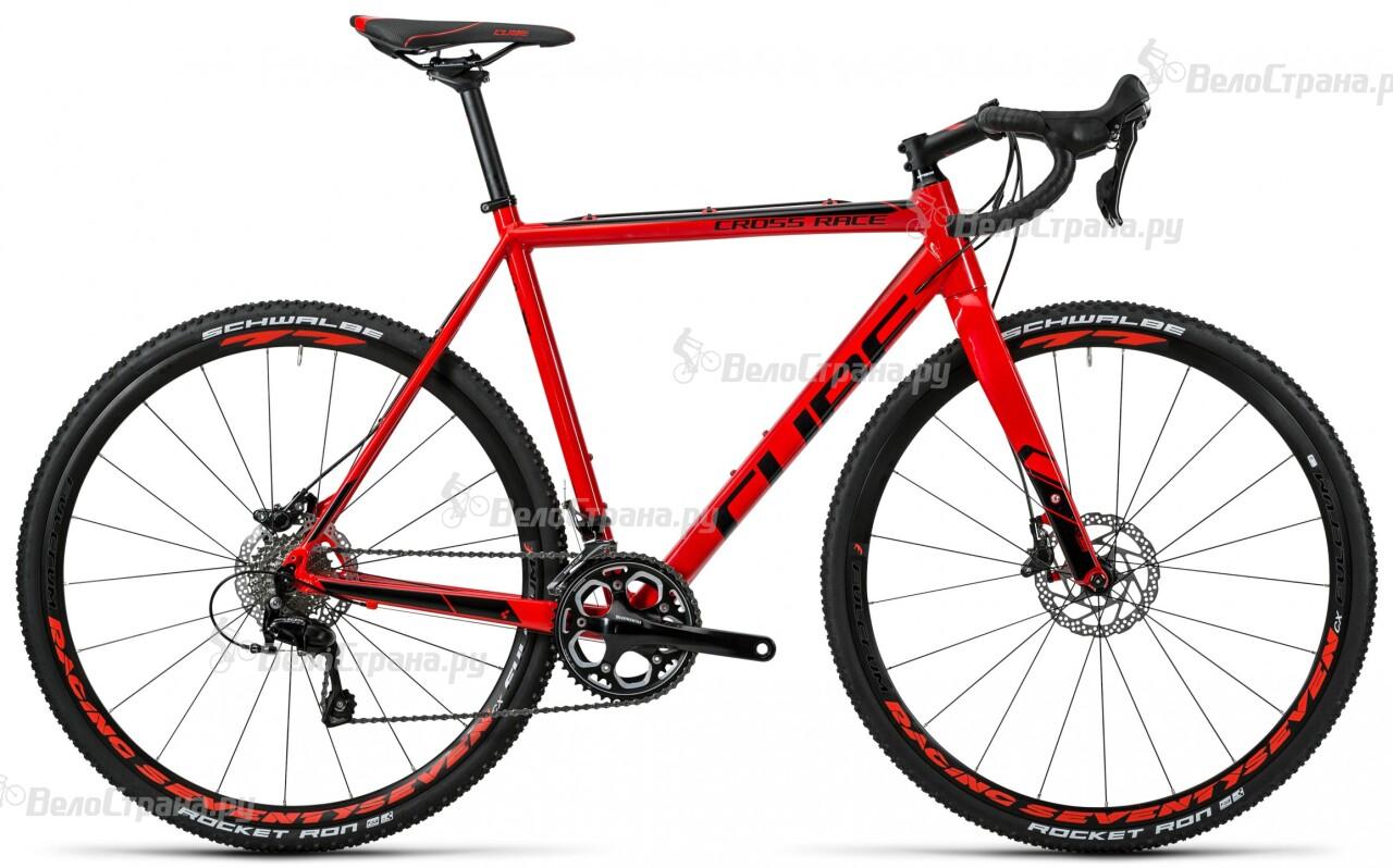 Велосипед Cube Cross Race Pro (2016) cross cross ac028077 1