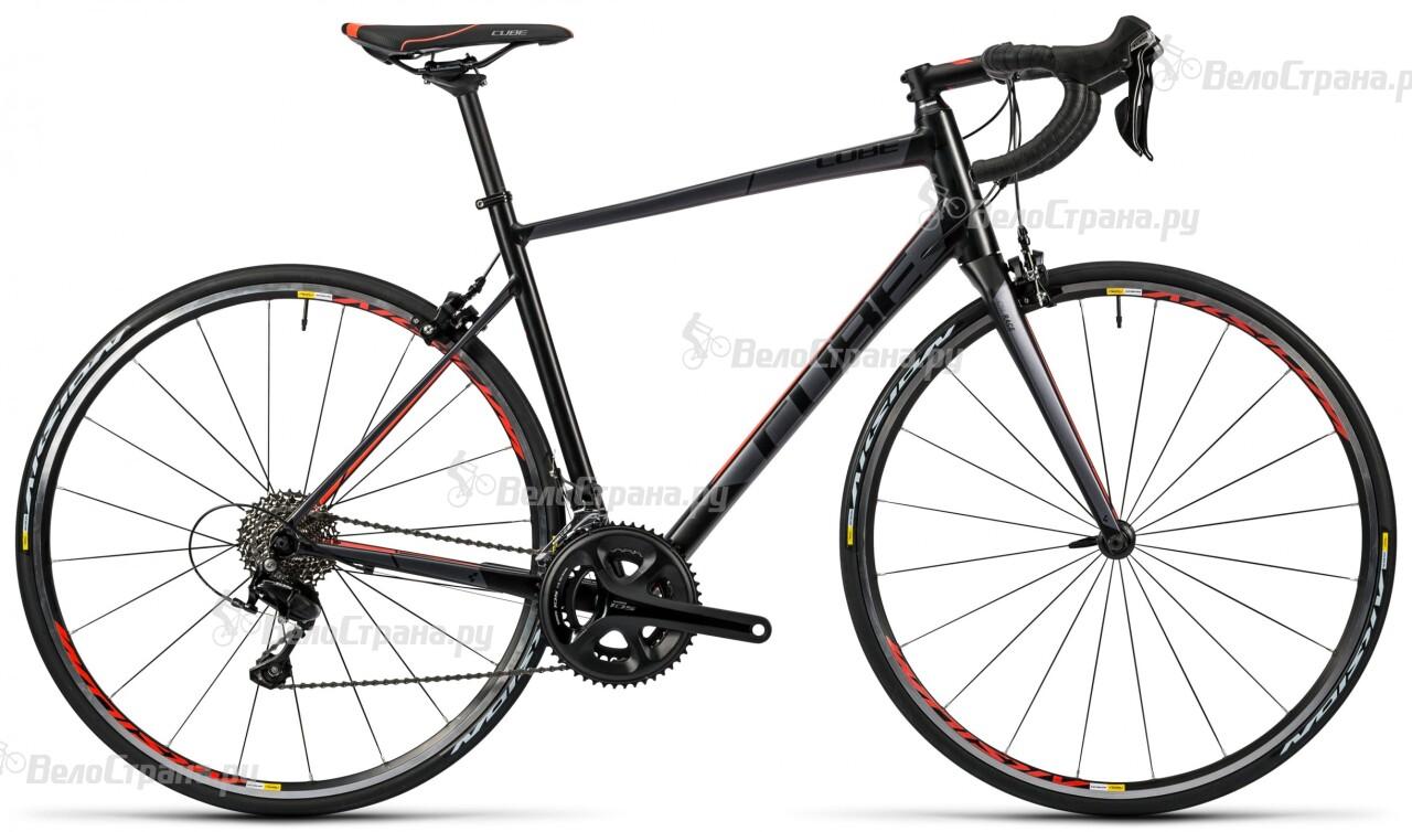 Велосипед Cube Attain SL (2016)