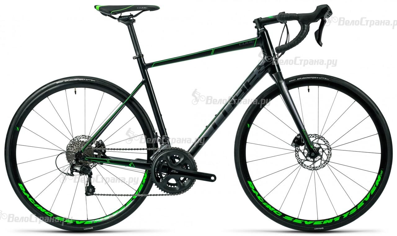 все цены на Велосипед Cube Attain SL Disc (2016) онлайн