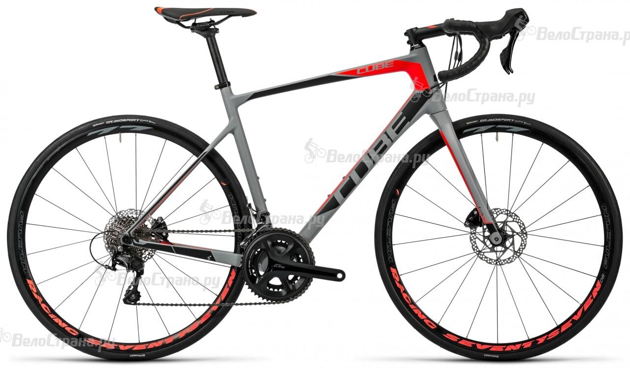 все цены на Велосипед Cube Attain GTC Pro Disc (2016) онлайн