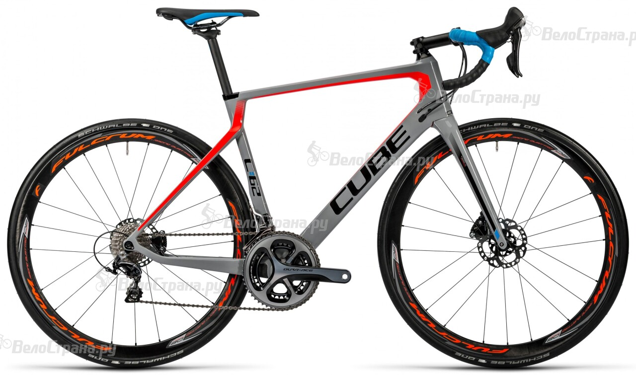 Велосипед Cube Agree C:62 SLT Disc (2016) dj стойка adam hall stands slt 001 tray
