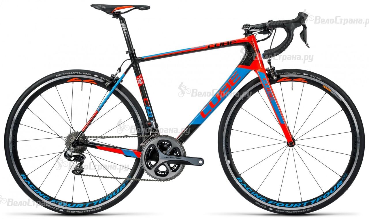 Велосипед Cube Litening C:68 SL (2016) c 程序设计(附光盘1张)