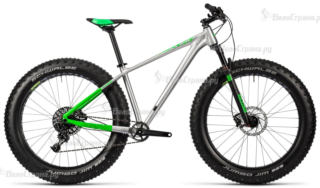Велосипед Cube Nutrail Pro (2016) велосипед cube aerium hpa pro 2016