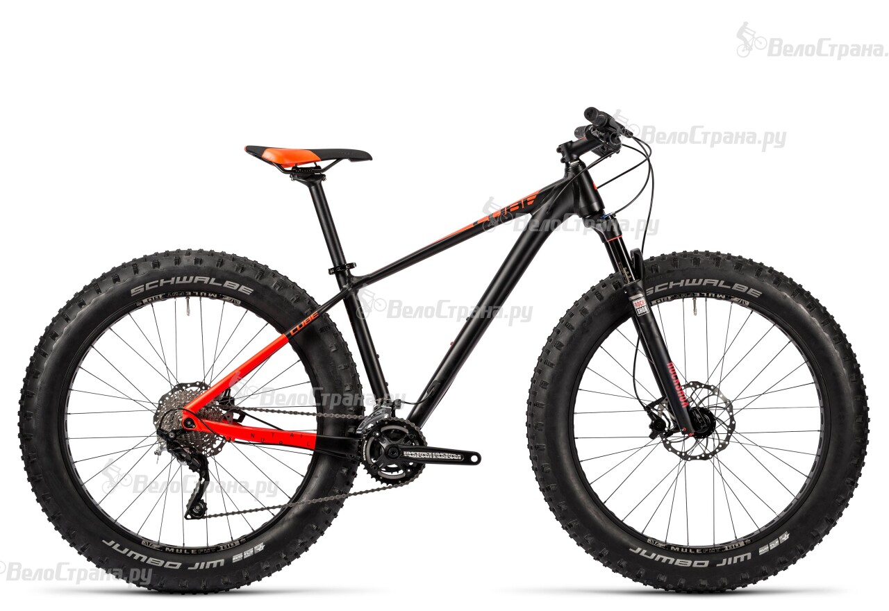 Велосипед Cube Nutrail (2016) велосипед cube nutrail pro 2016