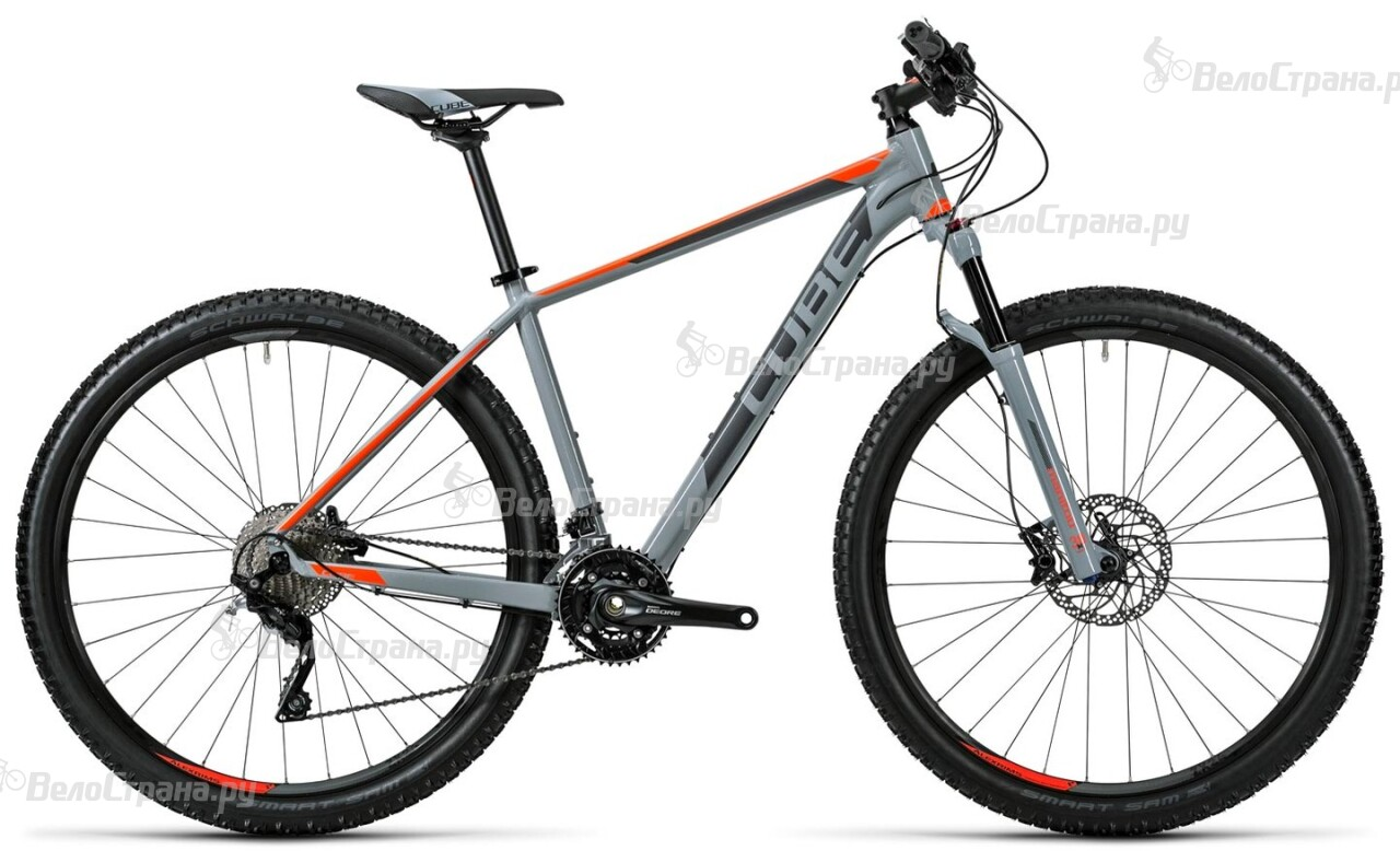Велосипед Cube Acid 29 (2016) велосипед cube acid 29 2015